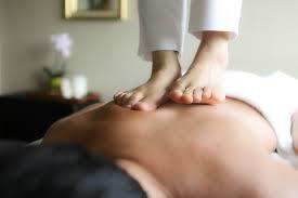 BackWalking Massage