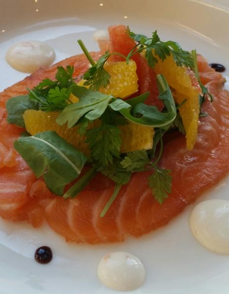 Citrus Salmon