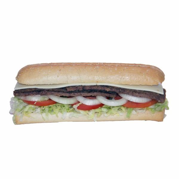 Steak Burger Sub