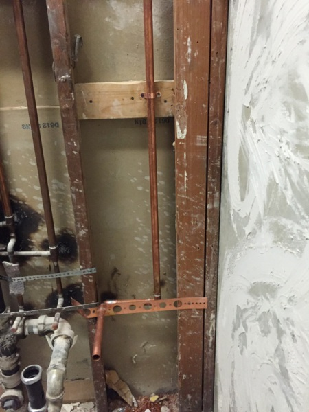 Condensate Relocation