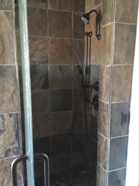 Oil Rub Bronze Shower