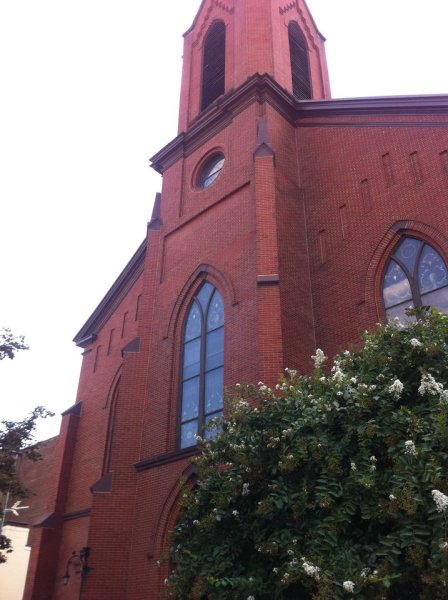CAPITOL HILL PRESBYTERIAN CHURCH