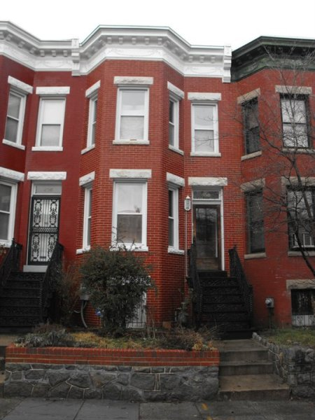 Capitol Hill Rowhouse