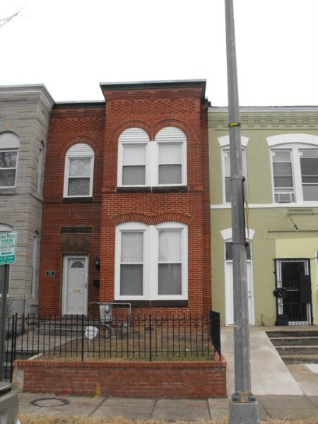 Capitol Hill rowhouse (After)