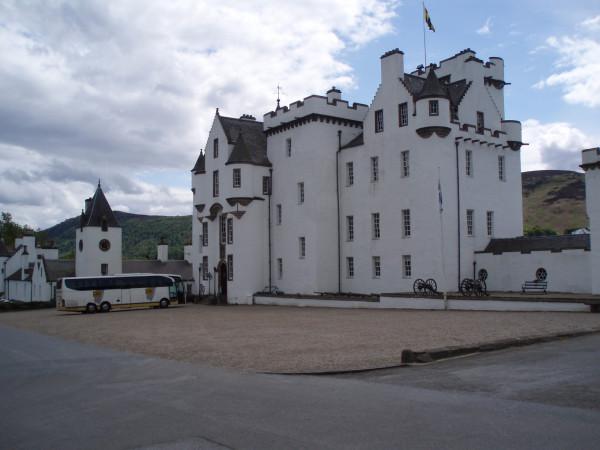 Blair Atholl castle
