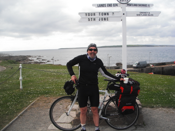 The origins of Scottish Bike Touring