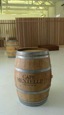 Customised Wine Barrel
