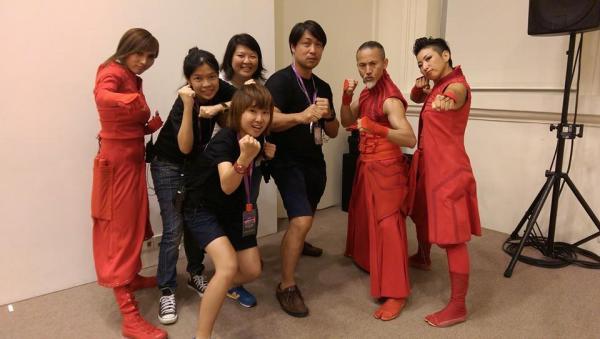 Kagemu  Japanese Shadow Dance troup