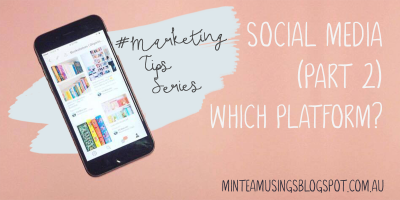 Social Media (Part 2) - Which Platform? (Marketing Tips #3)