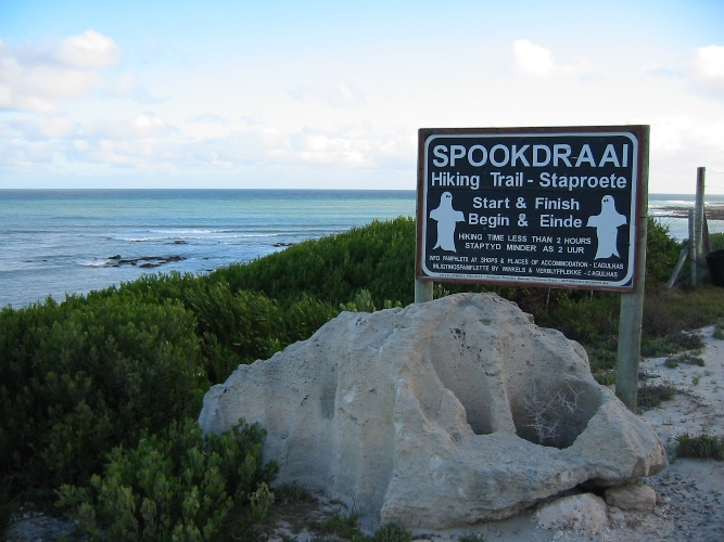 Spookdraai Hiking Trail