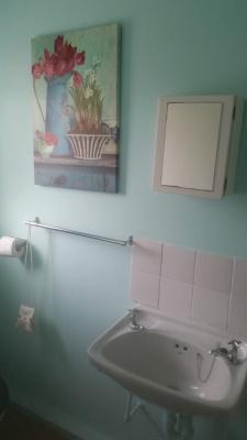 Seagulls Nest Flat Bathroom