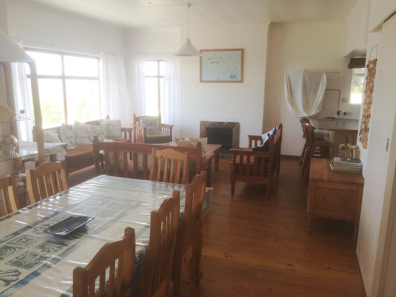 Seasong Dining Area