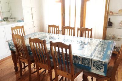 Struisbaai-Seagulls-Seasong-Dining-Area