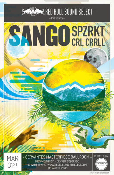 Red Bull Sound Select presents Sango