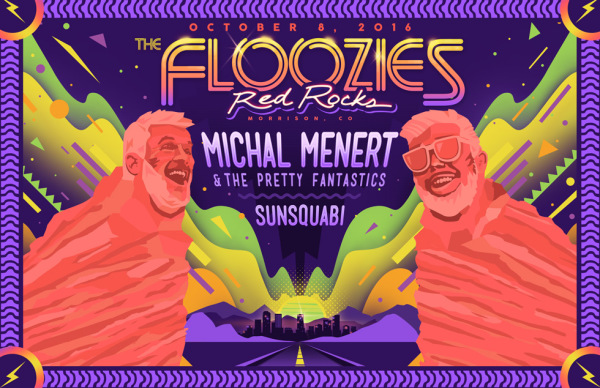 The Floozies - Red Rocks Amphitheatre