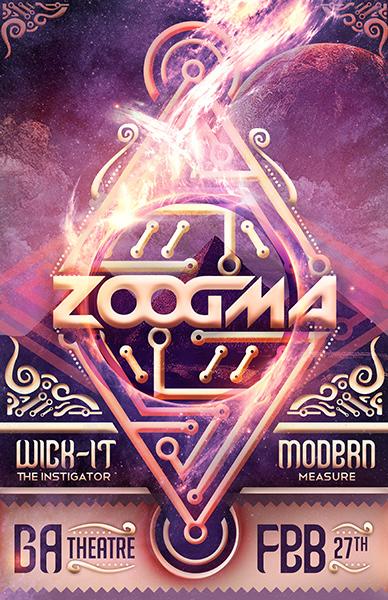 Zoogma - Georgia Theatre