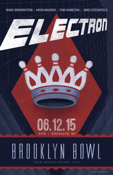 Electron - Brooklyn Bowl