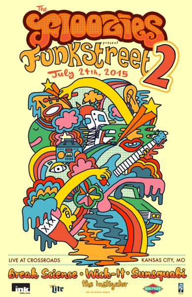 The Floozies - Funkstreet 2