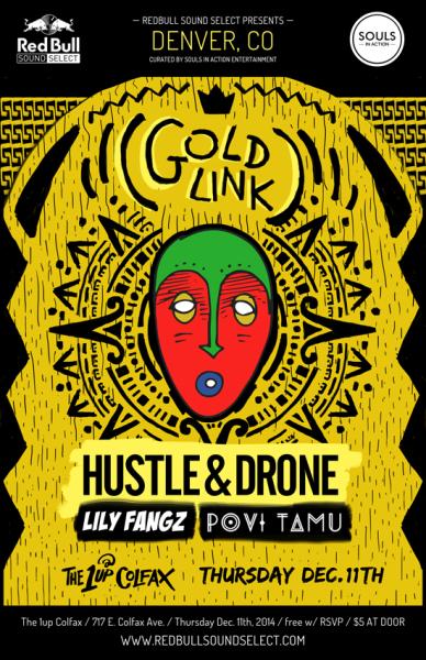 Goldlink - Red Bull Sound Select