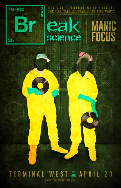 Break Science - Terminal West