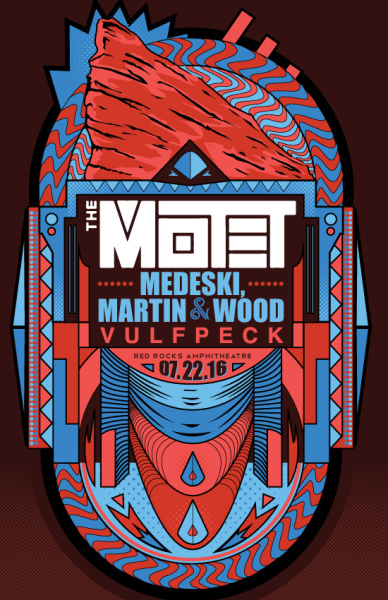 The Motet w/ Medeski Martin and Wood and Vulfpeck