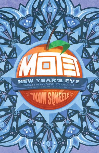 The Motet - NYE 2016