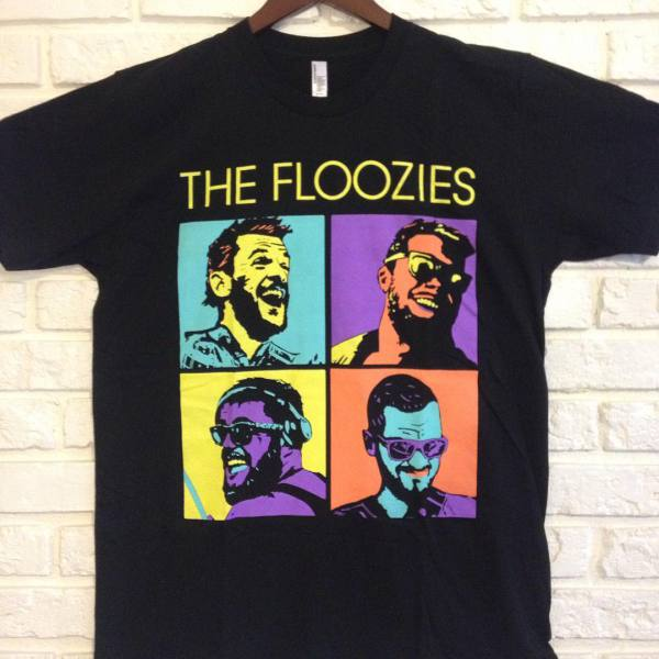 The Floozies - Cheese Tshirt