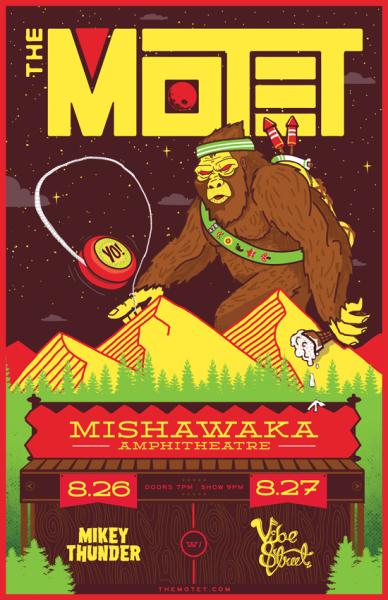 The Motet - Mishawaka