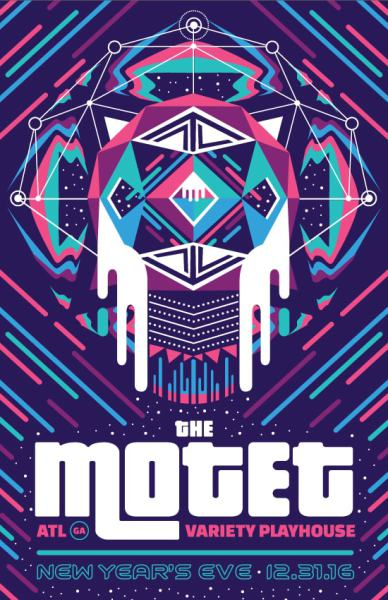 The Motet - Atlanta NYE 2016