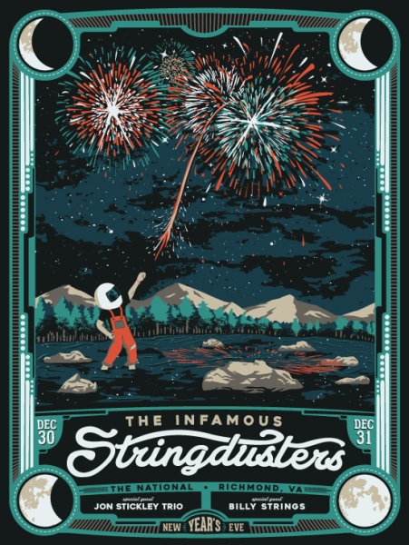 The Infamous Stringdusters Poster