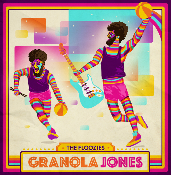 The Floozies Granola Jones