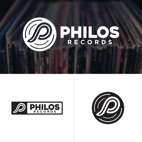 Philos Records logo