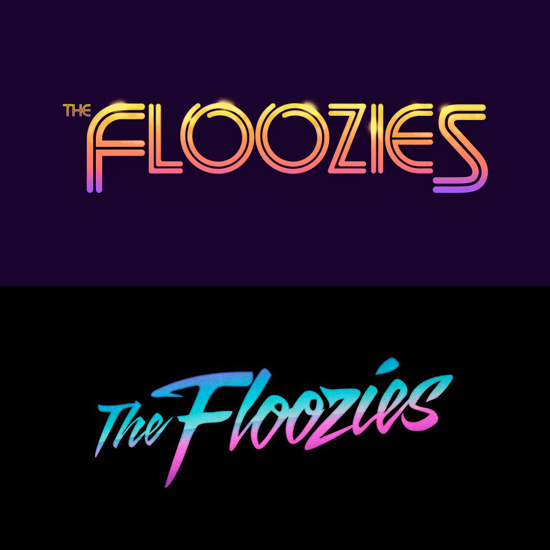 The Floozies logo