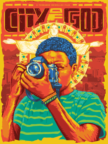 City of God - A Fernando Meirelles film