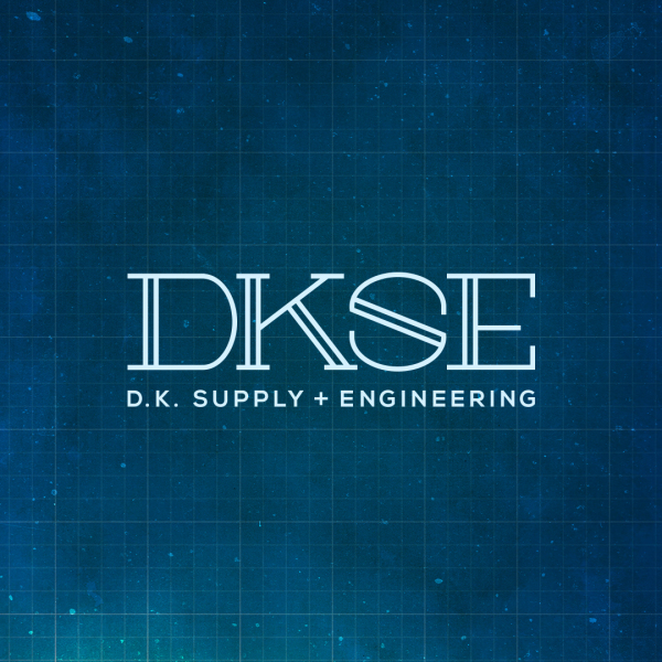 D.K. Supply and Engineering - Logo Design