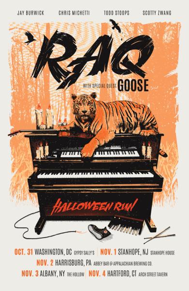 RAQ poster