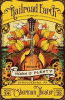 Railroad Earth - Horn O Plenty poster