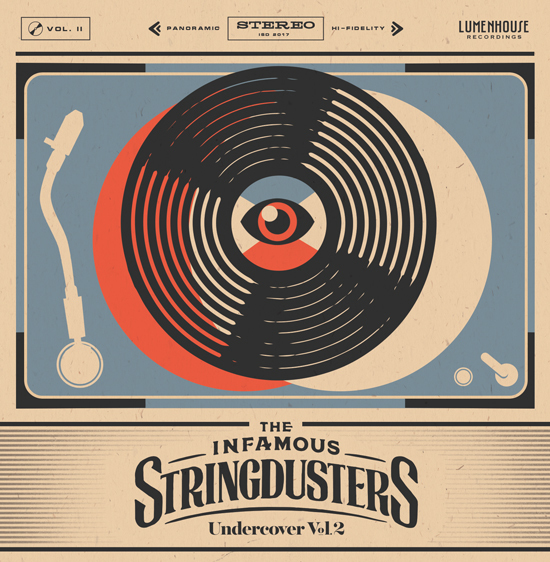 The Infamous Stringdusters album art