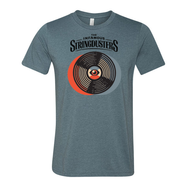 Stringdusters Undercover shirt