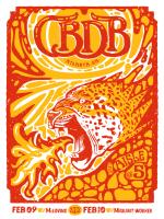 CBDB Atlanta poster print