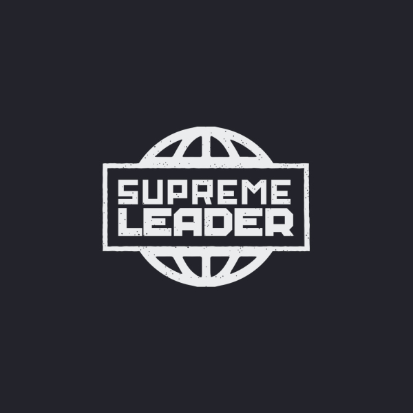 Supreme Leader Logo Design