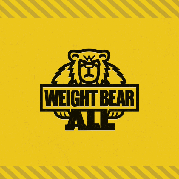 Weight Bear All logo design