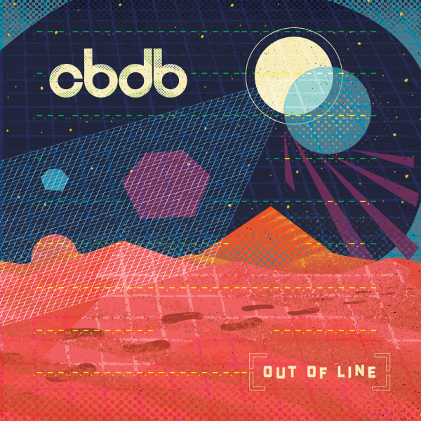 CBDB - Out of Line cover artwork