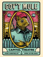 Gov't Mule - Capitol Theatre