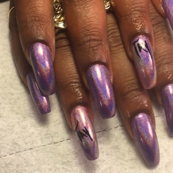 Nails by Steven McHenry