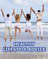 Healthy Lifestyle Advice