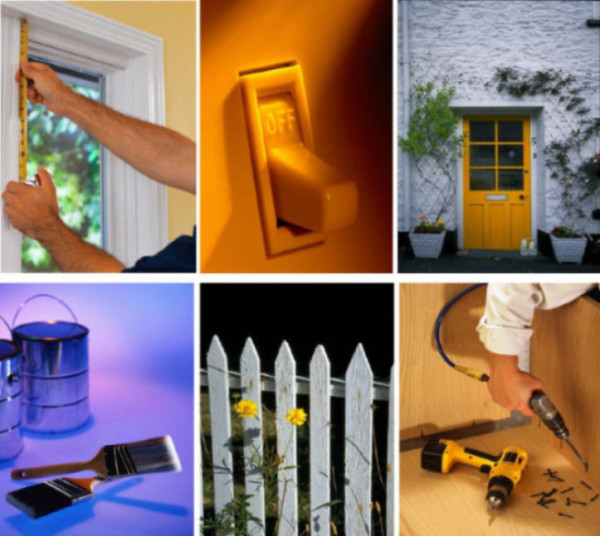 handyman services- painting, construction, plumbing, etc.