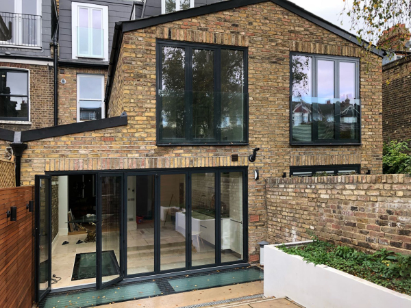 HOUSE RENOVATION IN CHISWICK
