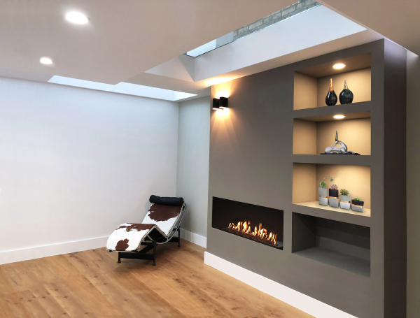 BASEMENT EXTENSION IN CHISWICK