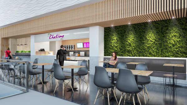 CHATIME SHOPFITTING